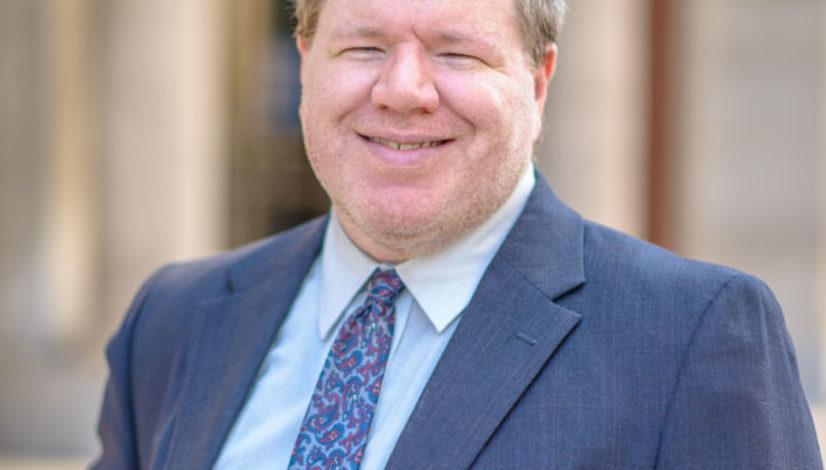 Beers Mallers attorney Ben Bentrup